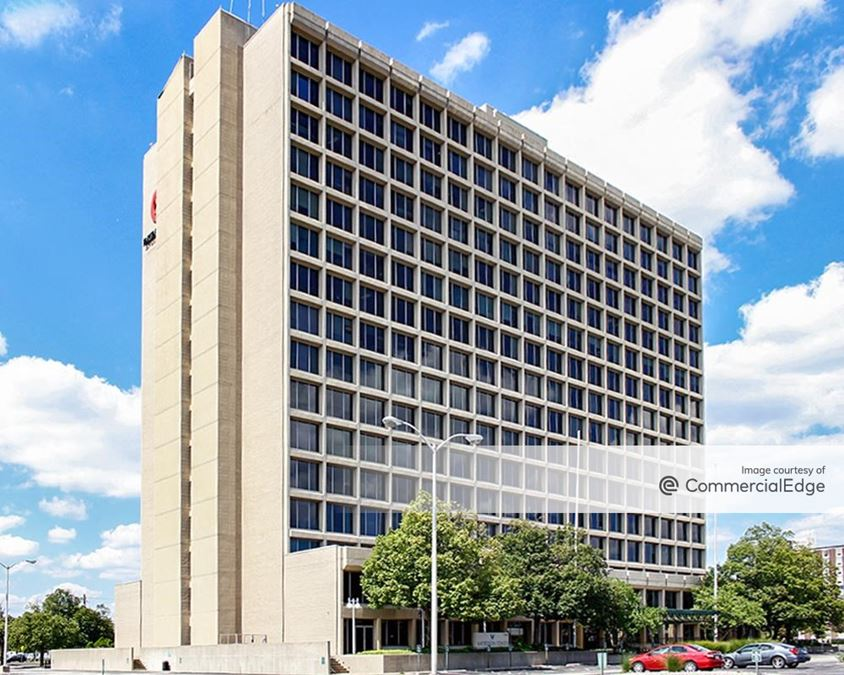 Watterson City Office Park - Watterson Towers