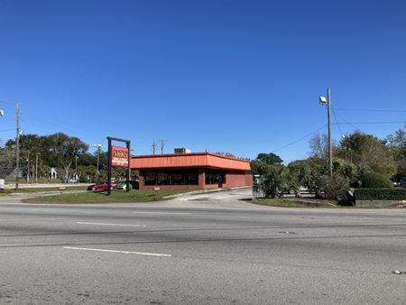 Highly Visible Restaurant Property - North Charleston