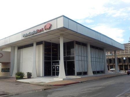 Former Plains Capital Bank Branch - Brownsville