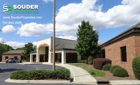 8501 Tower Point Drive - Charlotte