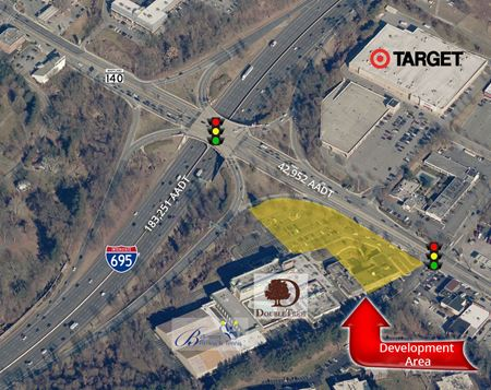 Hotel & Fitness Anchored Property - Pikesville