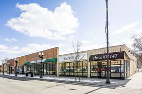 Multi-Tenant Retail Building with Parking Lot at 95th/Western in Chicago