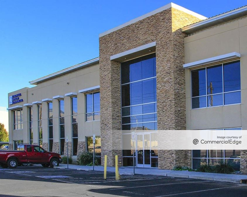 Plaza Paseo Office Building - Journal Center