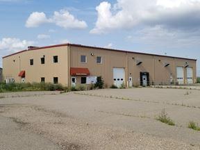 Former Pilot Thomas  Facility | +/- 20,000 SF Shop & Yard - Tioga