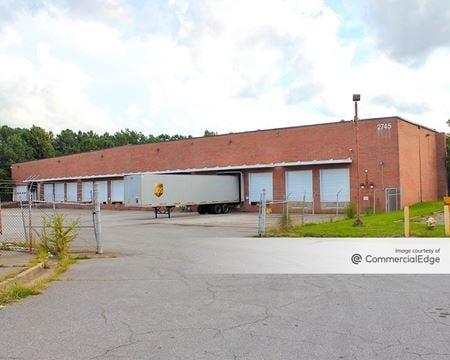 2745 Bankers Industrial Drive - Atlanta