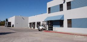 WAREHOUSE SPACE FOR SUBLEASE