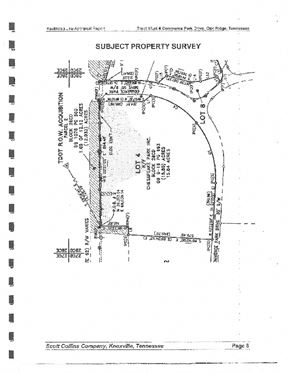 15.84 acres of Vacant Land - Oak Ridge