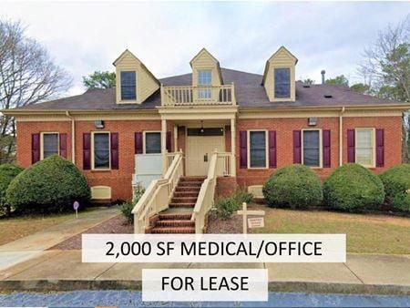 Medical/Office Space Near Stone Mountain | 2,000 SF - Stone Mountain