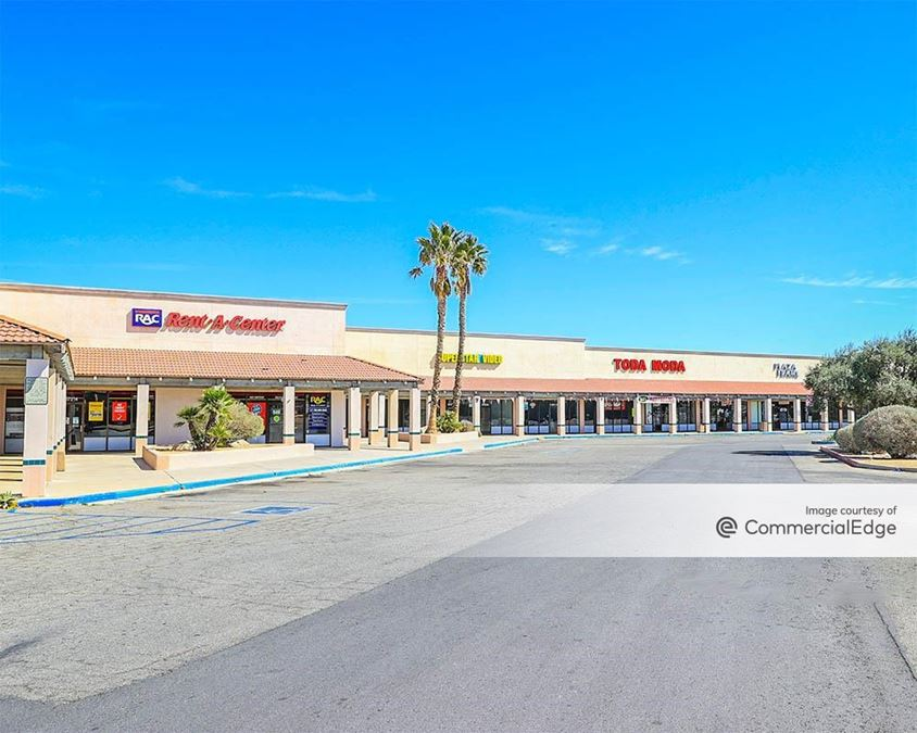 Desert Hills Plaza - 57220 29 Palms Hwy
