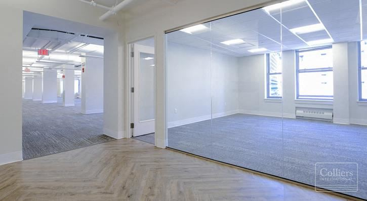Office Space Available in Prime Downtown Crossing Location