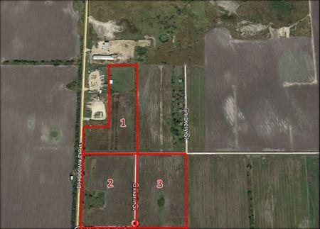 Platted (IH) Heavy Industrial Land - Corpus Christi