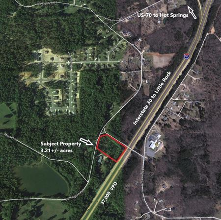 Commercial Development Land with I-30 Frontage - Benton