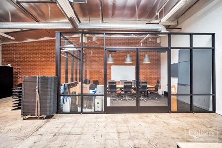 Creative Office Flex Building For Lease - Culver City