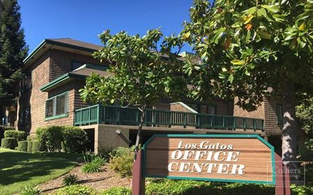 OFFICE SPACE FOR LEASE - Los Gatos