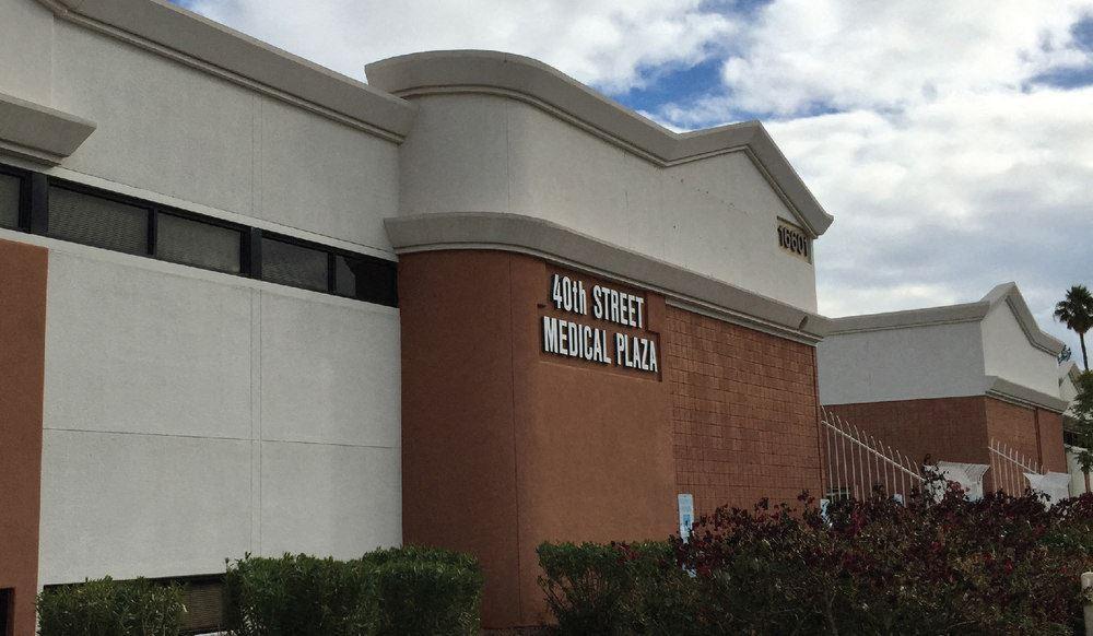 40th Street Medical Plaza