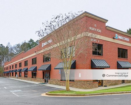 Vanner Commons Office Park - 75 Maddox Road - Buford
