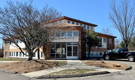 Three Story Office Building For Sale in Manchester, CT - Manchester