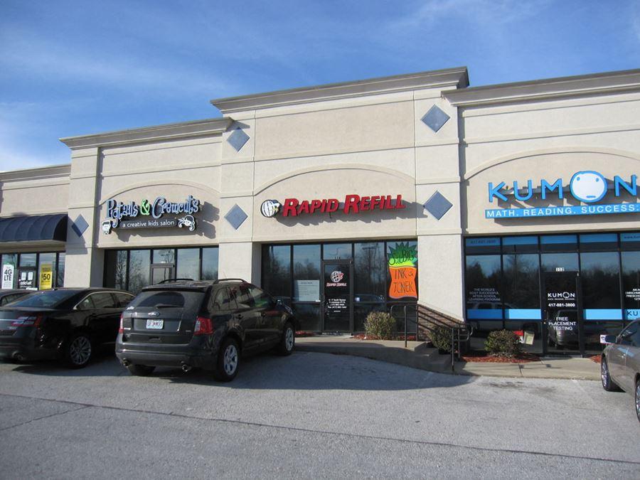 Kansas Plaza Retail Space for Lease