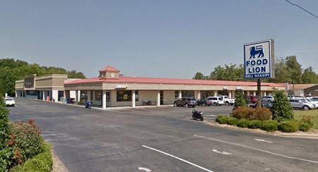 Marketplace Shopping Center - Roxboro