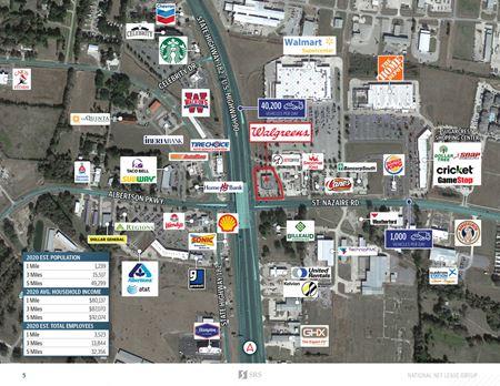 Broussard, LA - Walgreens - Broussard