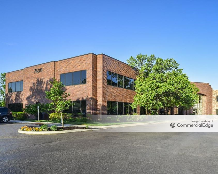 Shadeland Station Office Park - 7400 North Shadeland Avenue