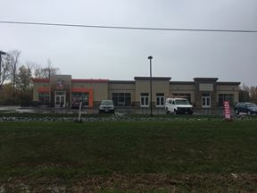 Dunkin' Anchored Retail Strip Plaza