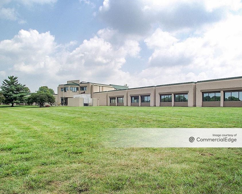 Hurstbourne Green Office Park - 9721 Ormsby Station Road