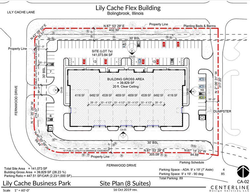 Lily Cache Lane @ Fernwood Drive