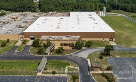 ±280,468 SF Industrial Space for Sublease in Blythewood - Blythewood