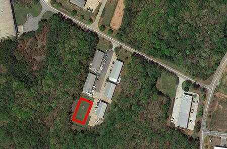 10,625 +/- SF Industrial Building For Lease - Braselton