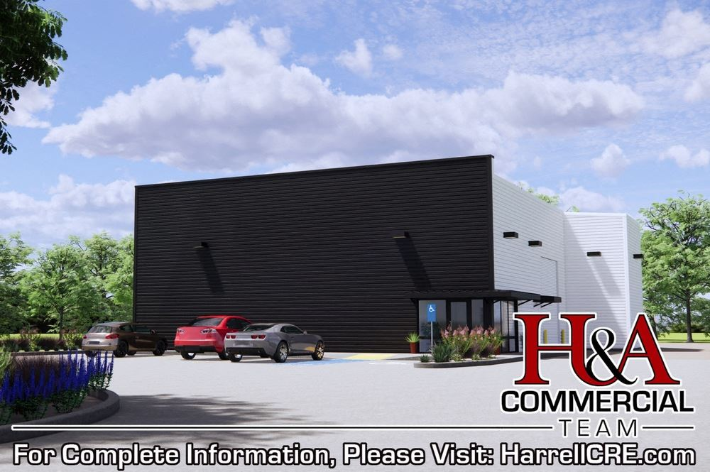 3,329 SF Office/Warehouse on Ava Drive (Proposed)