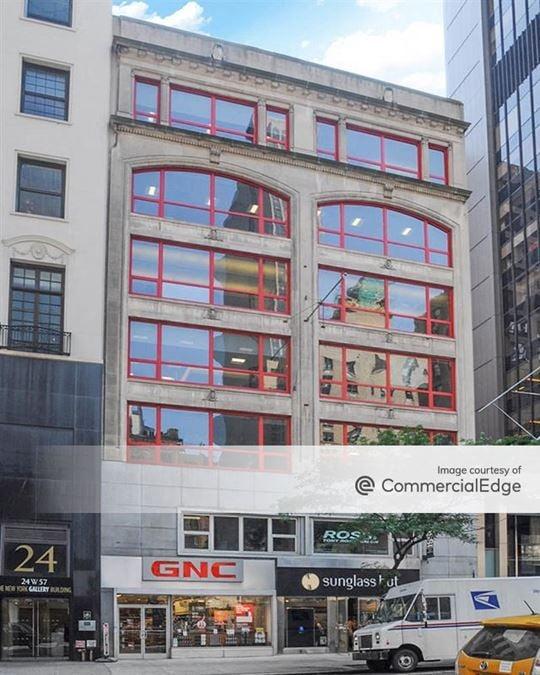 28-30 West 57th Street