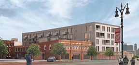 For Lease > Retail / Mixed-Use - Premier Michigan Avenue Retail in Corktown