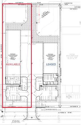 For Lease   ±17,850 SF Office Warehouse in Sterling Industrial Park
