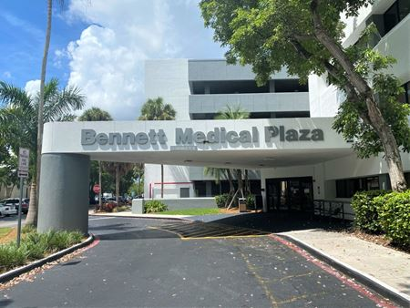 Bennett Medical Plaza Suite 501 - Plantation