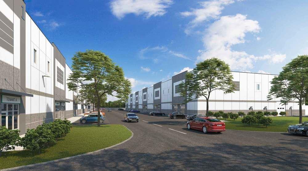 Flemington Junction Business Center Bldg. 1