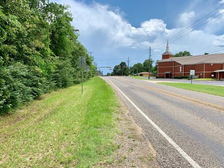 Tenneryville Rd and Pine Tree Rd - Longview