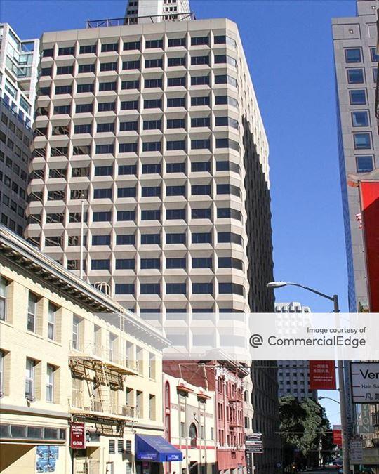 601 Montgomery Street