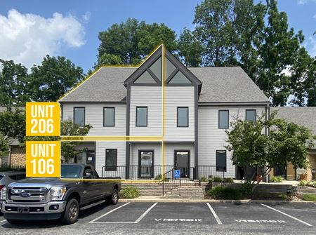 Matlack Office Condo 106 and 206 - West Chester