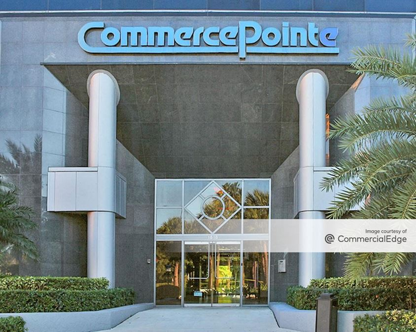 Commerce Pointe Silver