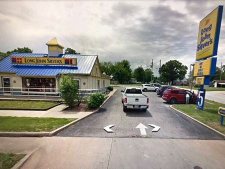 QSR For Lease Carthage MO with 2,127 SF & drive thru - Carthage