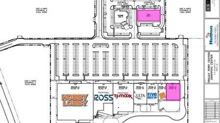 Troy, AL - Outparcel Shops & In-line Space - Troy