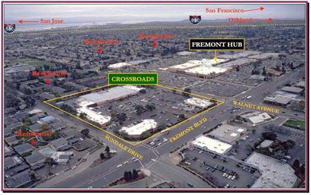 Crossroads Shopping Center - Fremont