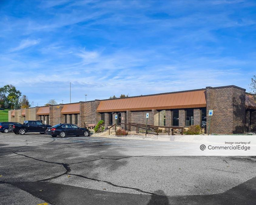 Northbrook Office Park - 2920, 2922 & 2942 Fuller Avenue NE