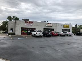 Fully Leased Three-Unit Retail Property in South Holland