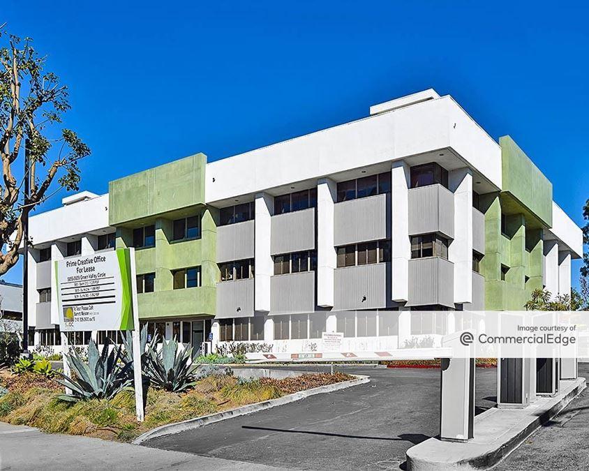 Pinnacle Creative Campus - 5855 Green Valley Circle