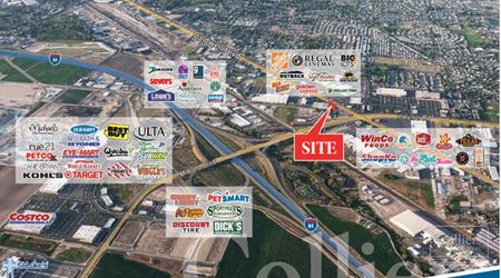 For Sublease | Retail Opportunity in Nampa, ID - Nampa