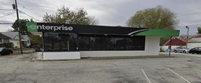 Retail Space for Lease or Sale in Haddon Township