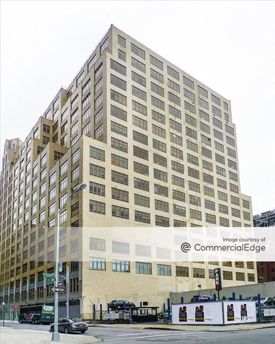 345 Hudson Street