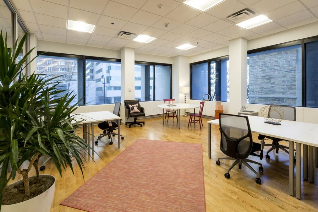 Spaces | Midtown East at 715 Peachtree